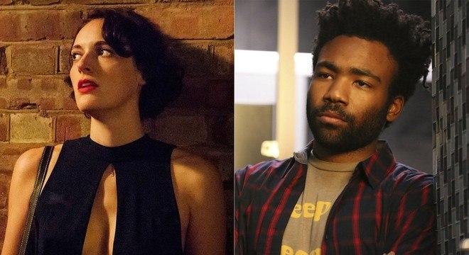 Sr. e Sra. Smith | Donald Glover e Phoebe Waller-Bridge vão protagonizar série da Amazon