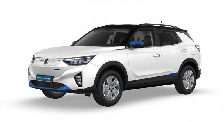 SsangYoung anuncia seu primeiro carro elétrico