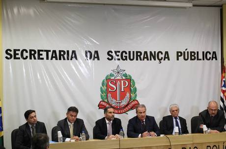 Dados da operação foram divulgados na sede da SSP-SP