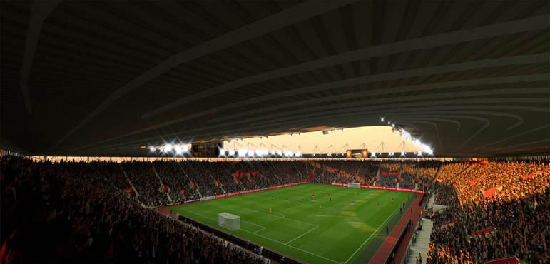 St. Mary's Stadium - Inglaterra