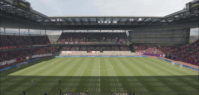 Stadion Europa - Genérico