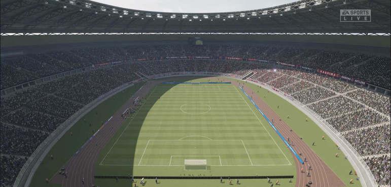 Stadion Olympik - Genérico