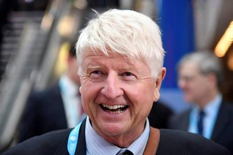 Pai de Boris Johnson viaja para a Grécia