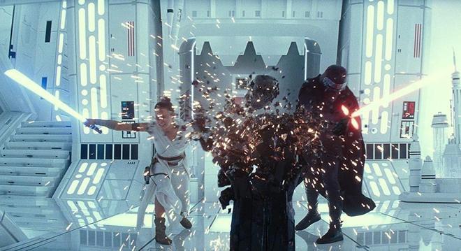 Rey e Kylo Ren continuam a viver dualidade no novo longa