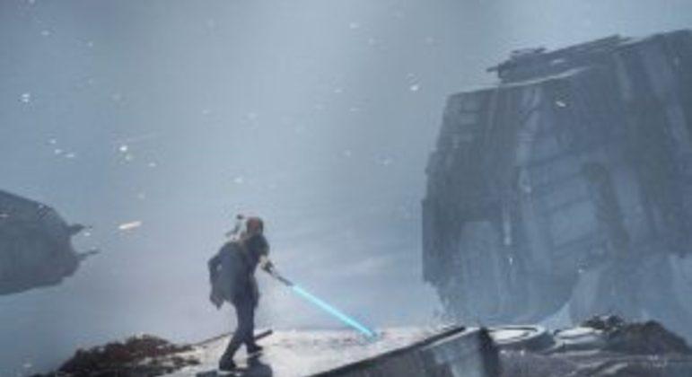 Star Wars Jedi: Fallen Order para PS5 e Xbox Series X|S deve sair amanhã
