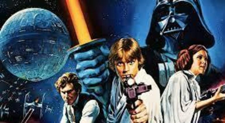 Data foi escolhida pois, em 1977, chegava aos cinemas o primeiro longa da saga 'Star Wars'