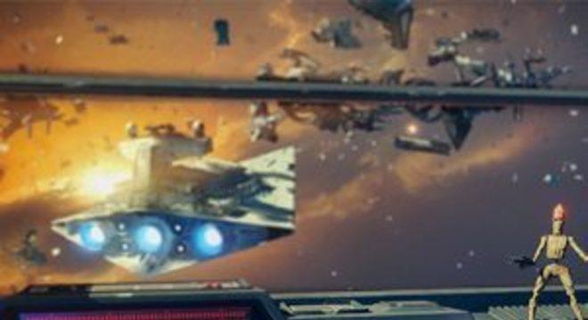 Star Wars Squadrons terá DLC de O Mandaloriano esta semana