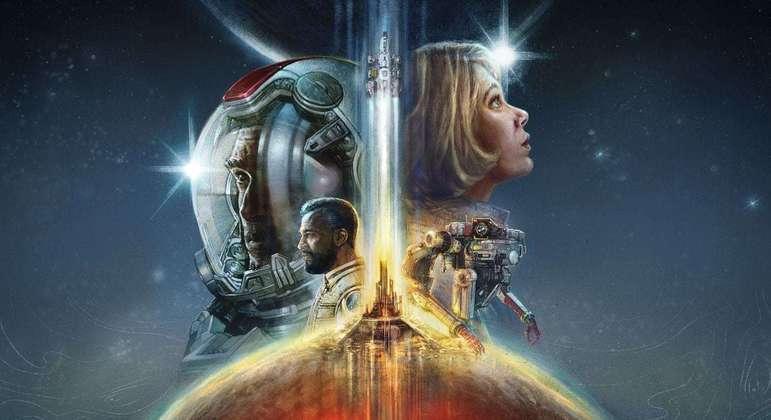 """Bethesda diz que Starfield será um """"simulador de Han Solo"""", mistura de NASA com Indiana Jones"""