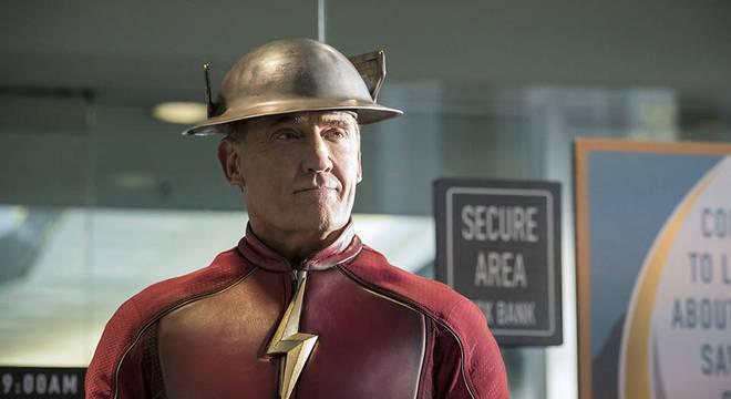 Stargirl |  John Wesley Shipp voltará a viver Jay Garrick na série