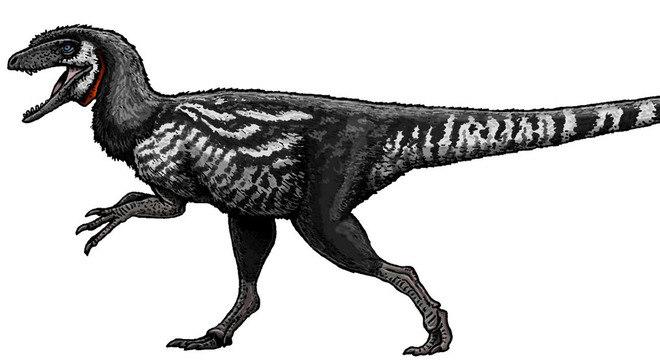 Uma das espécies mais antigas de dinossauros no Brasil é o Staurikosaurus pricei