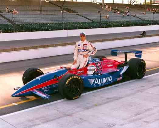 Stefan Johansson fez dez temporadas na Fórmula 1, inclusive por Ferrari e McLaren. Mudou-se para os Estados Unidos em 1992 e correu na Indy até 1996