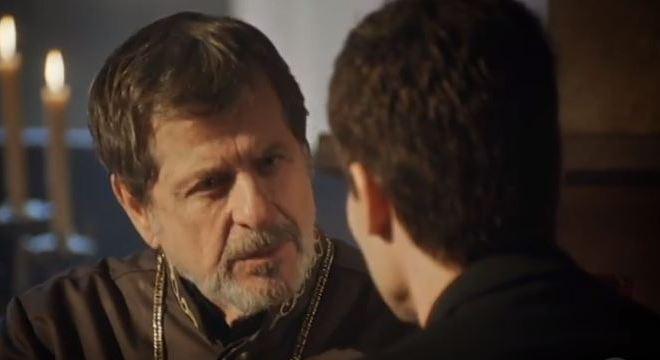 Stefano alerta o Anticristo sobre Benjamin