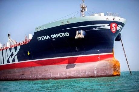 Petroleiro britânico deve deixar o Irã