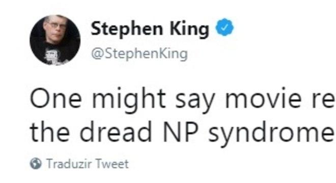 Stephen King defende Bird Box e critica quem falou mal do filme
