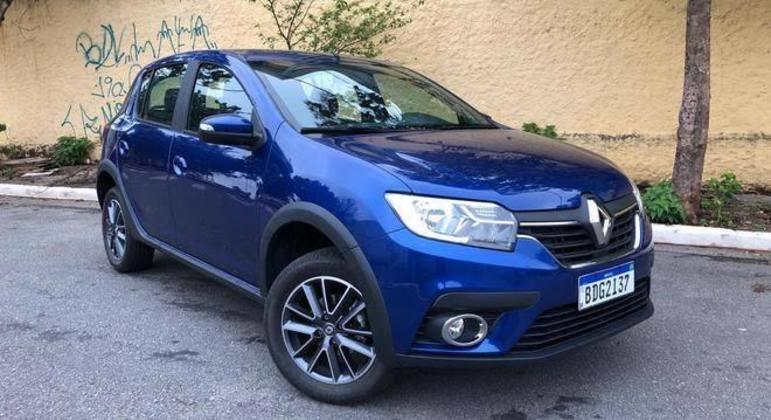 Compacto da Renault foi remodelado em 2019