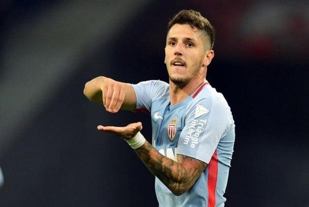 Stevan Jovetic (atacante - 31 anos - montenegrino) - Fim de contrato com o Monaco  - Valor de mercado: 5 milhões de euros