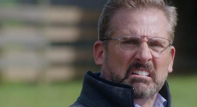 "Steve Carell tira sarro da política no trailer de ""Irresistible""; assista"