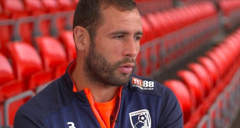 Steve Cook (zagueiro - 30 anos - inglês) - Fim de contrato com o Bournemouth - Valor de mercado: 7 milhões de euros