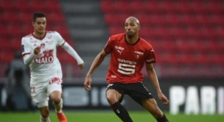 Steven Nzonzi - Rennes