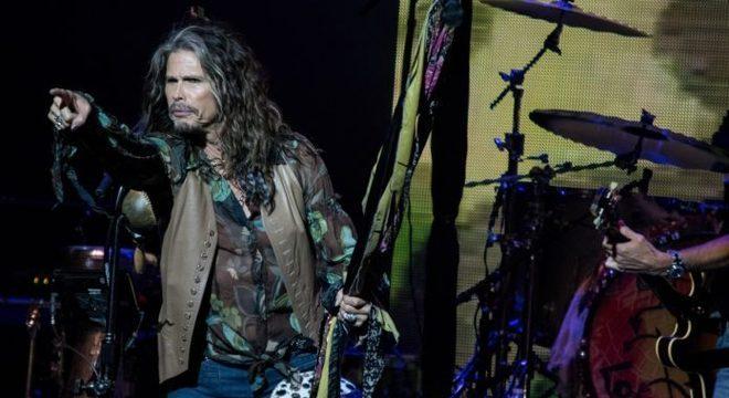 Foo Fighters e Alice Cooper tocarão em tributo ao Aerosmith