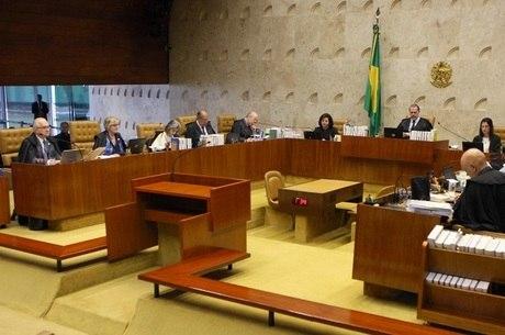 STF decide pela competência da Justiça Eleitoral