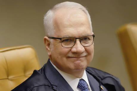 Fachin enviar a decisão para o plenário da Corte