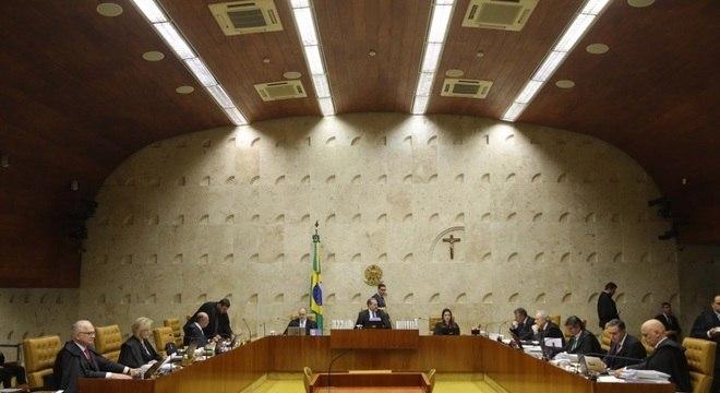 Decisão foi do ministro do STF Marco Aurélio Mello
