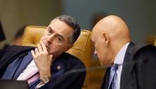 Moraes e Barroso se manifestam por democracia e 'eleições limpas'