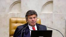 Estamos em sofrimento e reflexão, diz Fux sobre morte de juíza