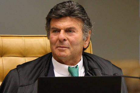 """""""Judiciário é um poder inerte"""", afirma Luiz Fux"""