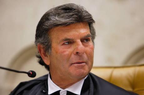 Luiz Fux assumiu a presidência do STF na quinta-feira