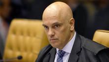 Moraes pede dados sobre partidos e empresas suspeitas de fake news