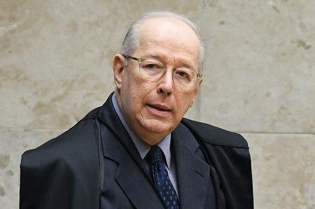 Na imagem, ministro do STF Celso de Mello