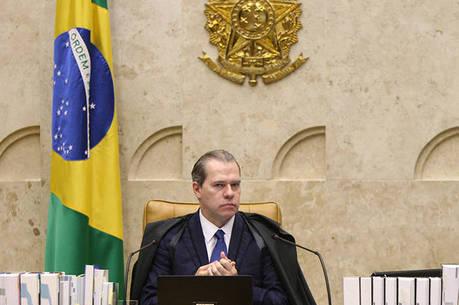 Toffoli foi internado no dia 23 de maio