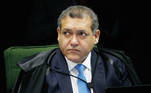 Ministro Nunes Marques em sessão da 2ª turma realizada por videoconferência. Foto: Fellipe Sampaio /SCO/STF (10/11/2020)