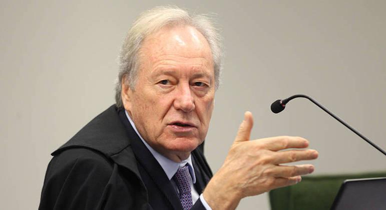 O ministro Ricardo Lewandowski, do STF