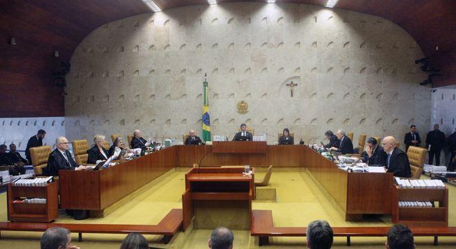 Ações penais contra autoridades serão analisadas pelo plenário