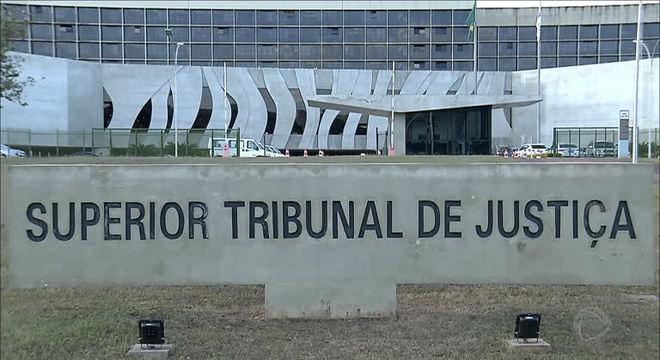 Sede do STJ, em Brasília