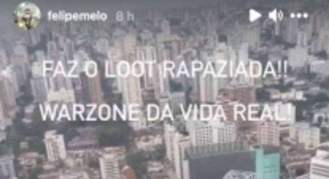 Story - Felipe Melo Warzone 2