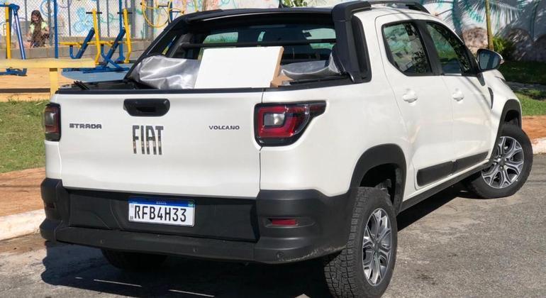 Fiat Strada sofre com falta de componentes