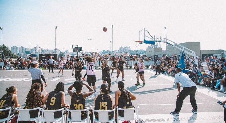 Começa neste sábado evento de basquete amador na capital paulista