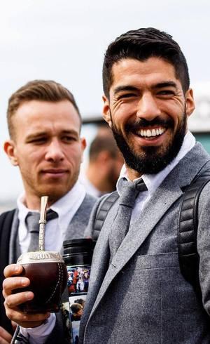 Amargo: Suárez é arma do Barça contra United