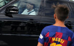 Suárez, Messi, Barcelona,