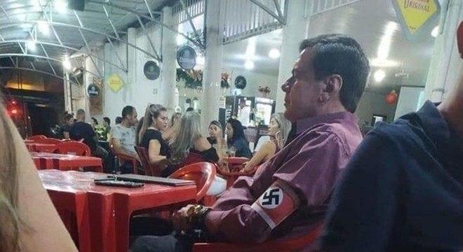 O fazendeiro José Eugênio Adjuto vai  responder por apologia ao nazismo