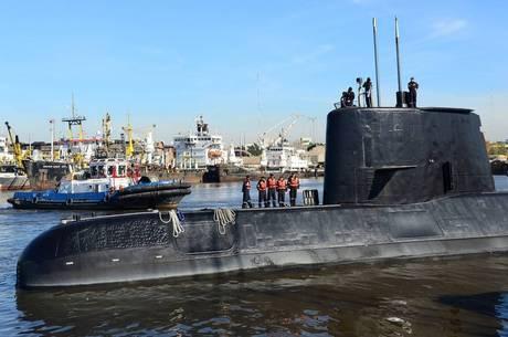 Embarcação desapareceu em 2017 com 44 tripulantes