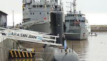 Comandantes são condenados em naufrágio de submarino argentino