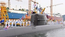 Coreia do Sul lança seu primeiro míssil balístico de um submarino