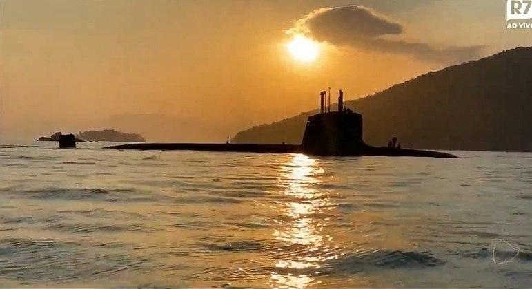 Marinha desenvolve motores para submarinos