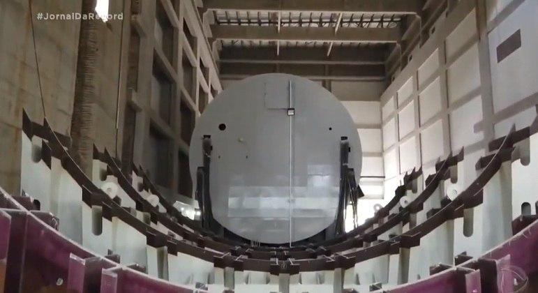 Motor está sendo desenvolvido em Centro Tecnológico da Marinha