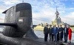 Crise dos submarinos afetou relação com os EUA, afirma UEVEJA MAIS